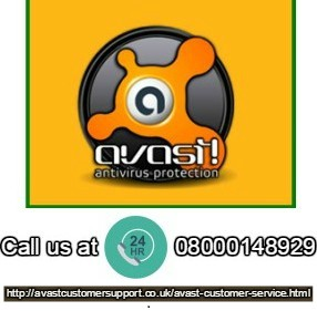 Avast Customer Service Phone Number 0800-014-8929