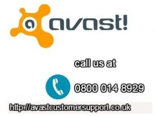 Avast Customer Support Phone Number 0-800-014-8929