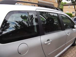 non work 307 sw 2008 petrol auto 7 seater estate fully serviced year MOT Tax £1000 ONO many car wheels jacket jump leads charger spanners tools from £5 each car DVD new £59 fully working good condition can deliver or any offer 07305269983