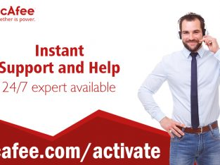 mcafee.com/activate – Step for Download & Install McAfee Antivirus