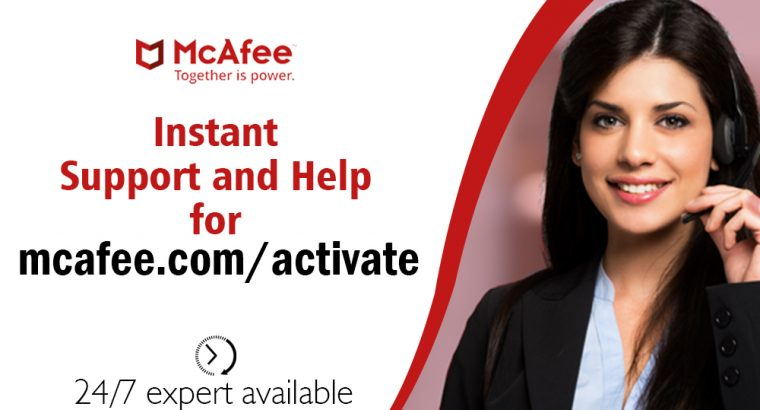mcafee.com/activate – Download and Install McAfee Antivirus