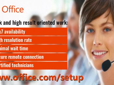 office.com/setup – How to Download MS office