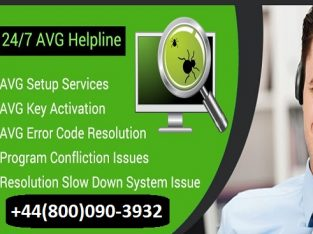 AVG antivirus slowing down the computer |0800-090-3932