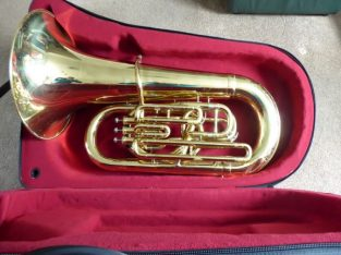 Besson London 700 Eb flat 4 valve tuba