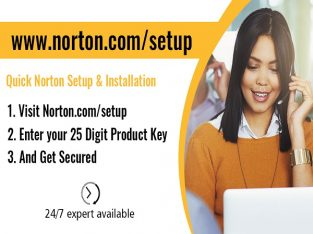 norton.com/setup – Enter Product Key – Download Norton On Your Device
