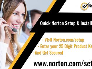 Norton.com/setup – Norton Setup – Download or Install Norton