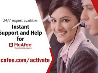 Install & Activate McAfee with product key