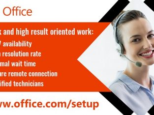 OFFICE SETUP | ENTER OFFICE PRODUCT KEY | WWW.OFFICE.COM/SETUP