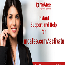 How to activate your mcafee product