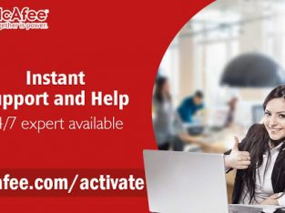 Mcafee Activate-Enter Product Key