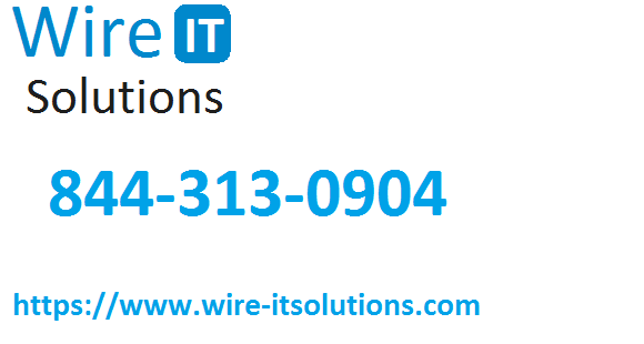 Wire IT Solutions | 844-313-0904 | Network Security