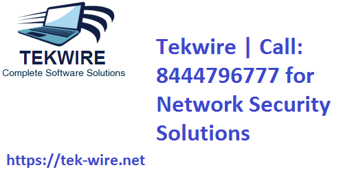Tek Wire | 844-479-6777 | Network Security Solutions