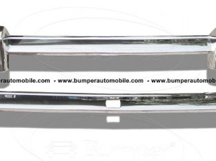 Ford Cortina MK2 bumper (1966-1970) stainless steel O